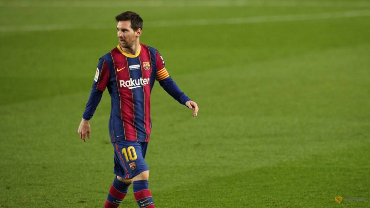 Barca to sue newspaper El Mundo for publishing Messi contract