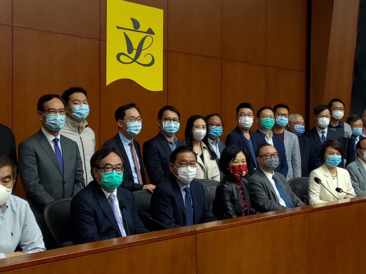 Legco having a glimpse ahead to 'whatever Beijing decides'