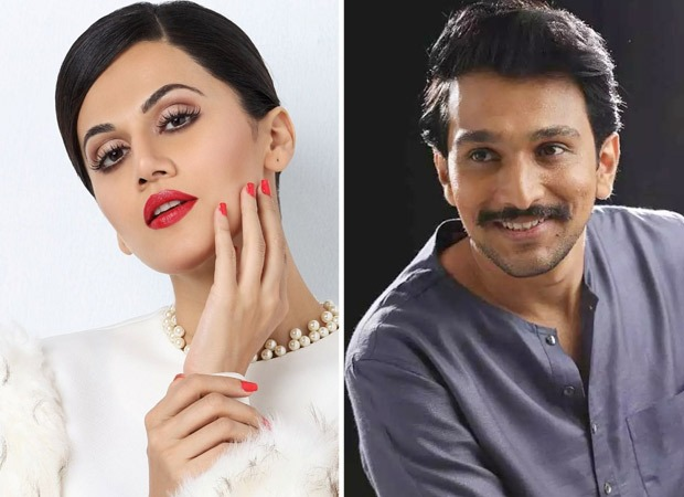 Taapsee Pannu and Pratik Gandhi to lag in search of a lacking lady in Woh Ladki Hai Kahaan?