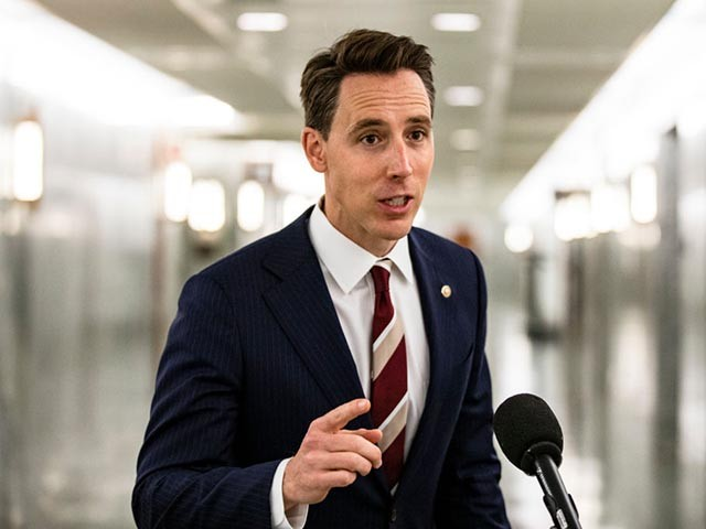 Josh Hawley: Biden 'More Centered' on Amnesty than Working Class Job Losses