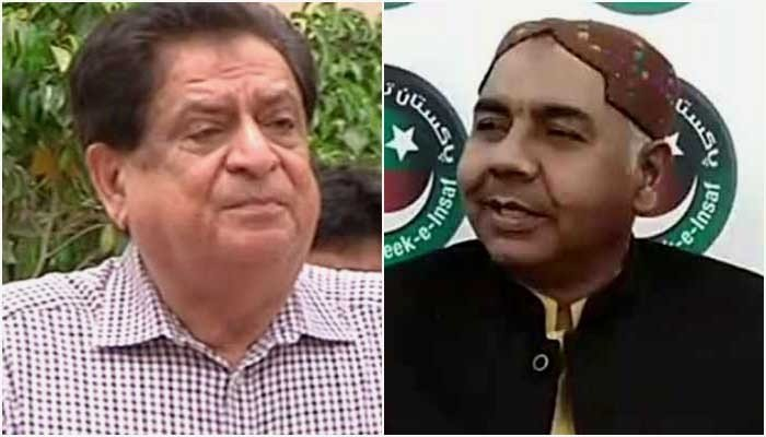 PTI's Saifullah Abro sends Liaquat Jatoi Rs2bn apt witness for 'groundless commentary'