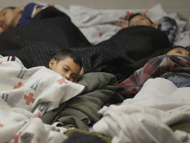 Media Silent as Biden Illegally Holds Unaccompanied Migrant Kids, Says Border Patrol Union