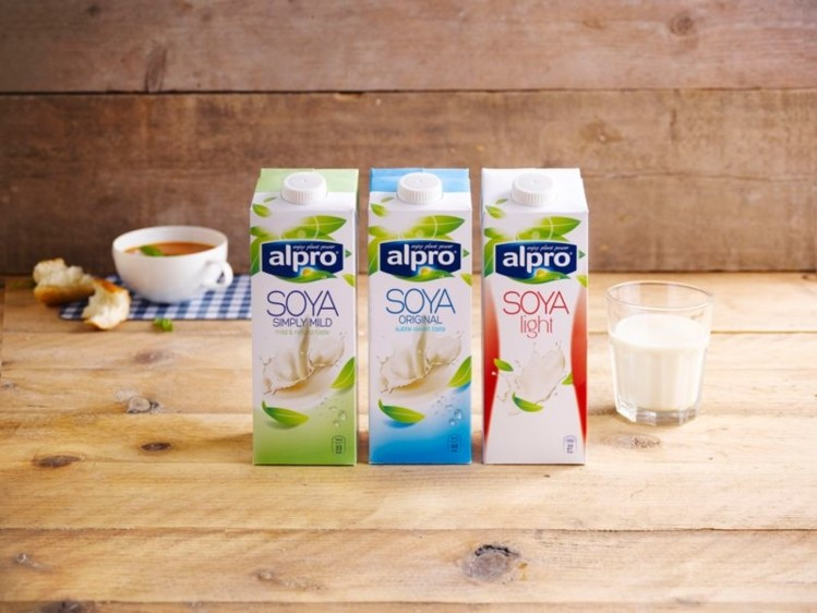 Alpro speaks out against Amendment 171: 'The most up-to-date honest framework is ample'