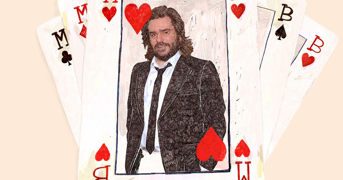 Let Matt Berry Be the Judge of That