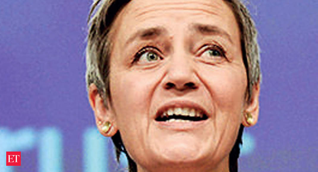 Google withdrawal threats threat antitrust backlash, says Margrethe Vestager