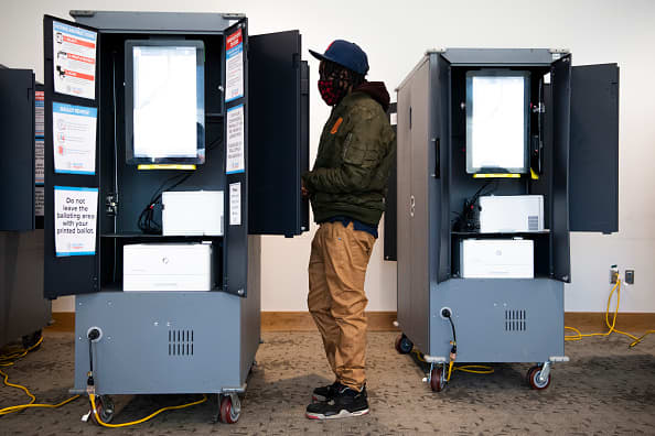 Dominion and Smartmatic have extreme shot at victory in election disinformation suits, consultants shriek