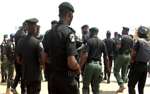 Delta Police Arrest 25 Suspected Cult Individuals
