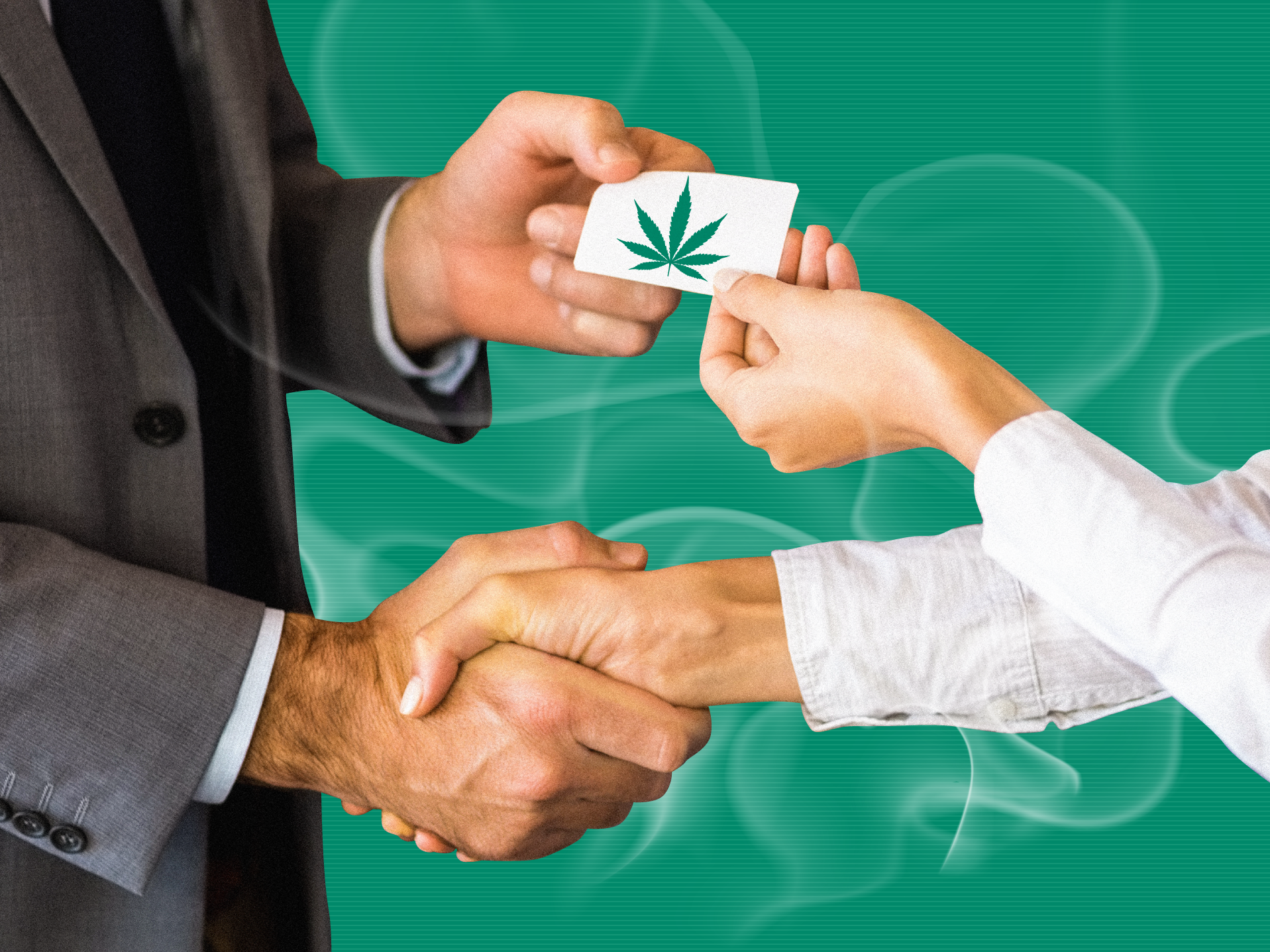The area's excellent cannabis corporations are jockeying to dominate the profitable US market. 7 top CEOs and executives wreck down the deals that you simply can are waiting for.