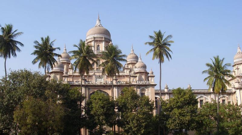 Settle Osmania Total Successfully being heart novel constructing conception soon, HC tells teach