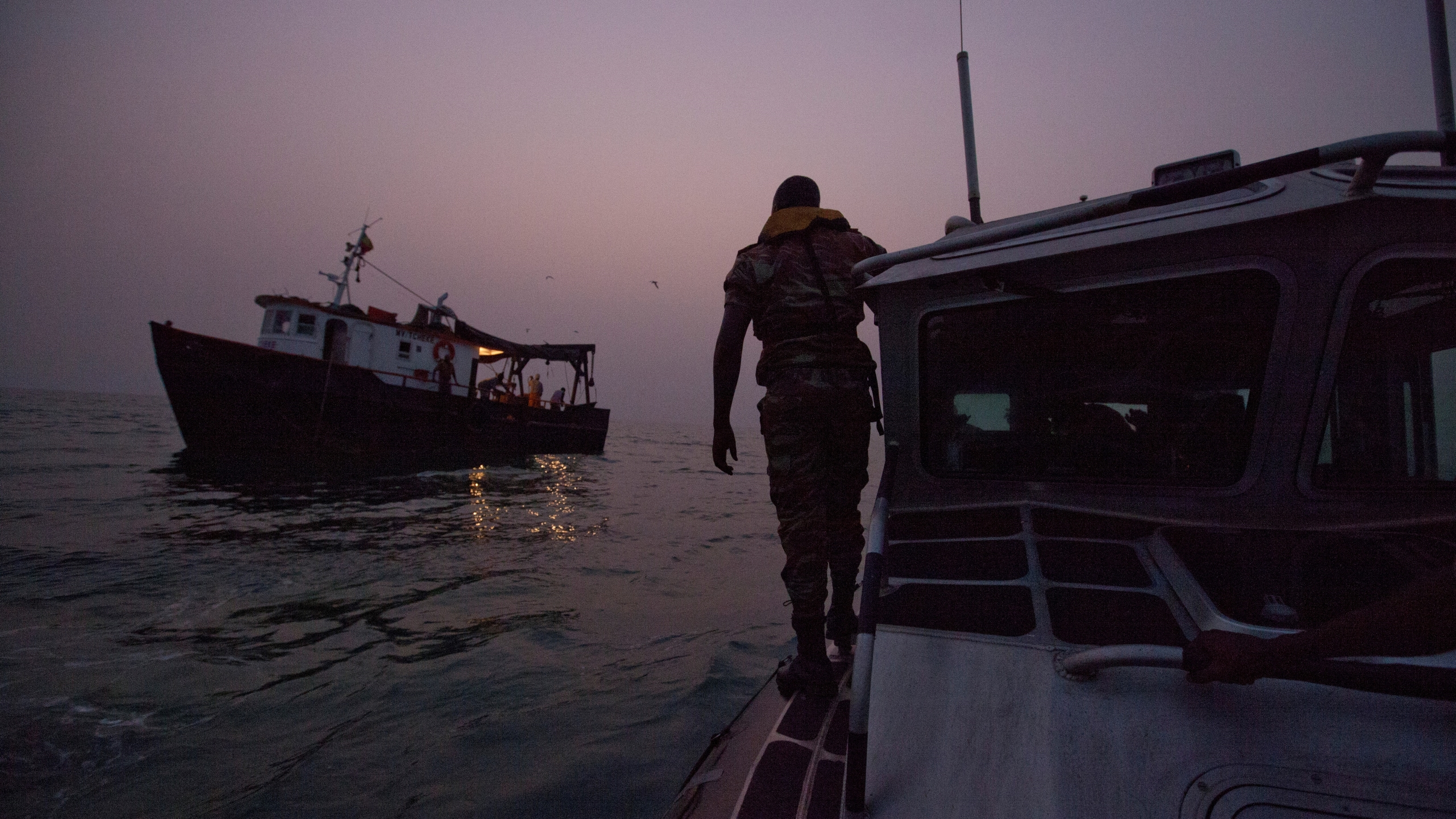 Pirate assaults linked to unfavorable fishing