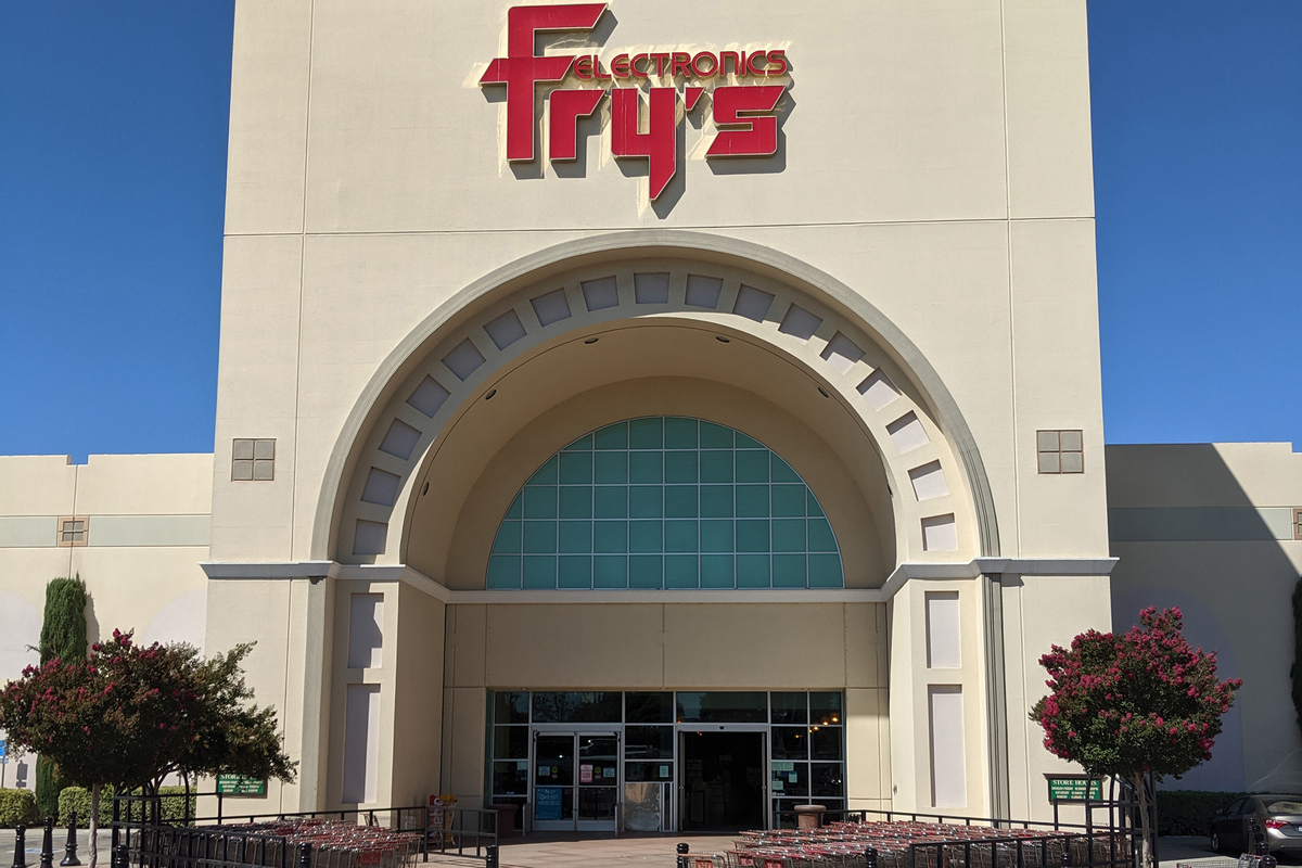 A phase of us died with Fry's Electronics