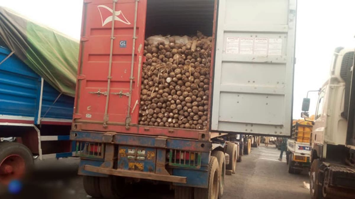 Middlebelt discussion board condemns alleged blocking off of food items to southern Nigeria