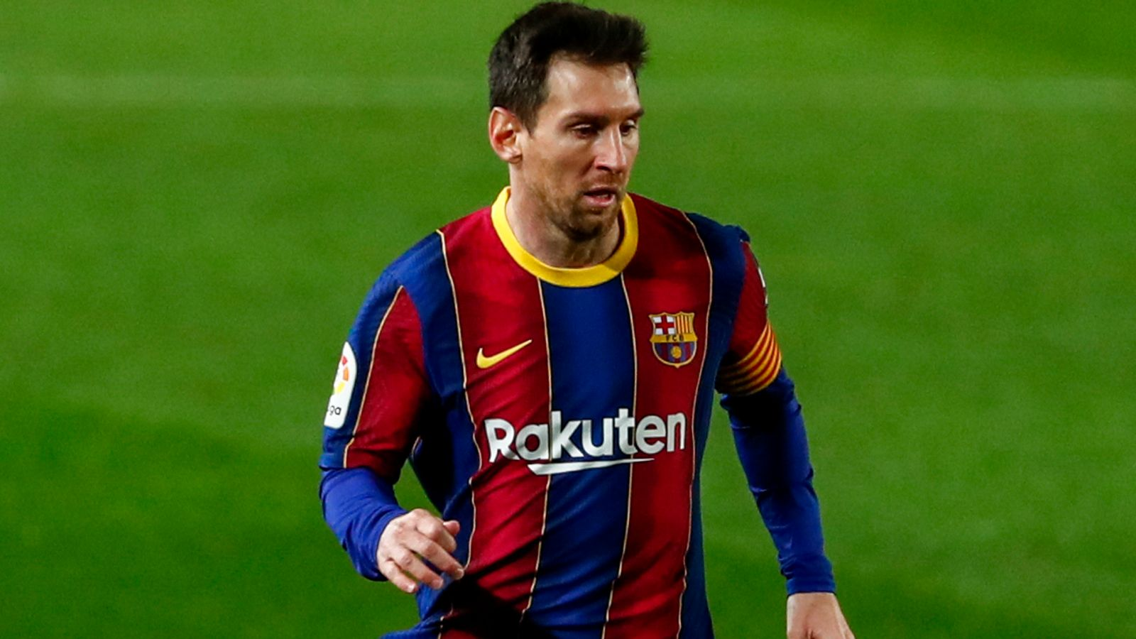 Barca threaten merely motion over Messi contract leak