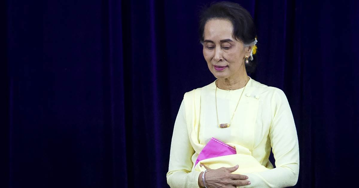 Aung San Suu Kyi charged with violating import licensed guidelines in Myanmar