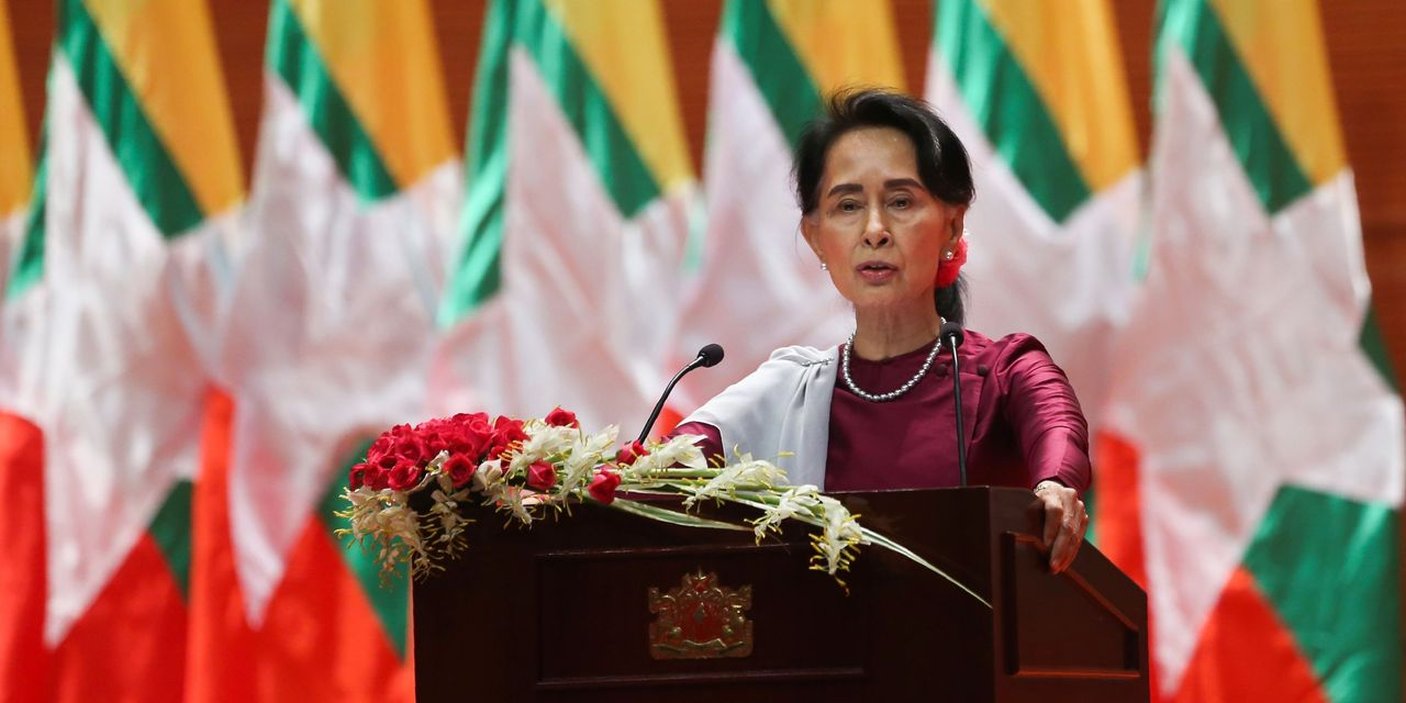 After Coup, Aung San Suu Kyi Accused of Illegally Importing Walkie Talkies