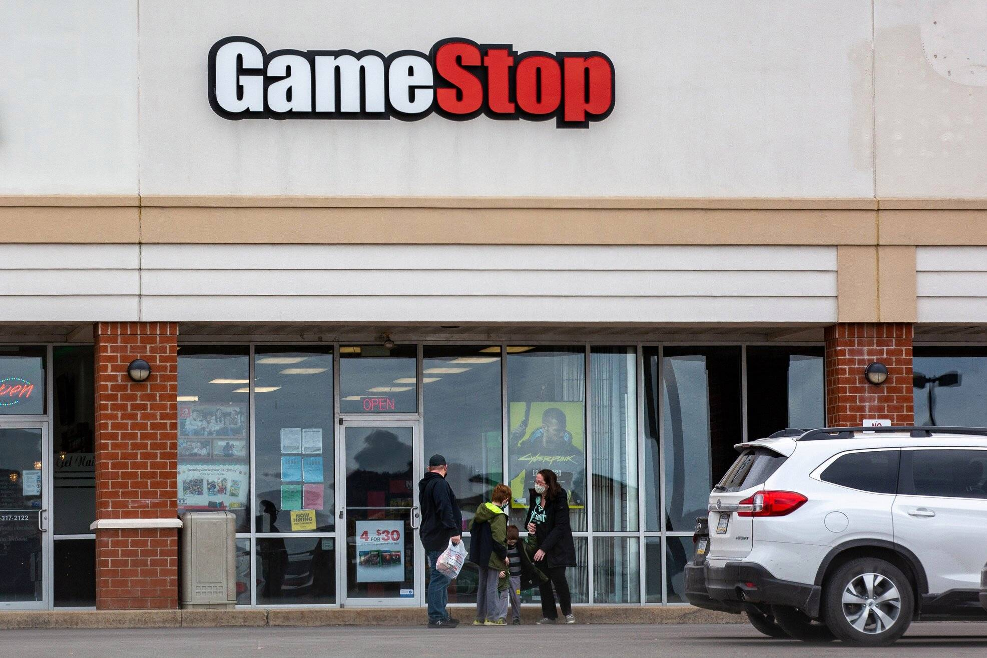 The GameStop saga uncovered Wall Boulevard's soiled microscopic secret