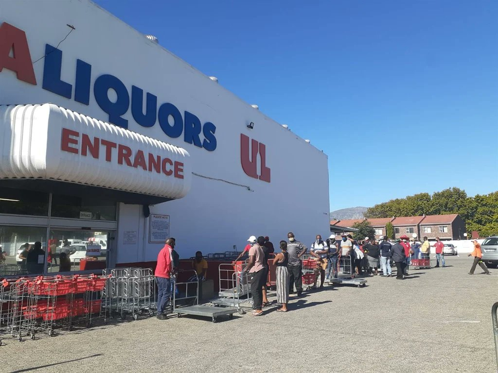 Booze ban: 'Not possible to please all' says Ramaphosa, while NDZ warns one other block 'now not inconceivable'