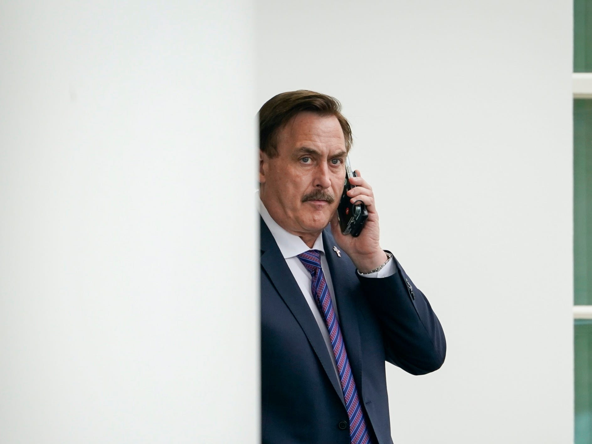 MyPillow's Mike Lindell is 'begging to be sued,' Dominion Vote casting Systems said