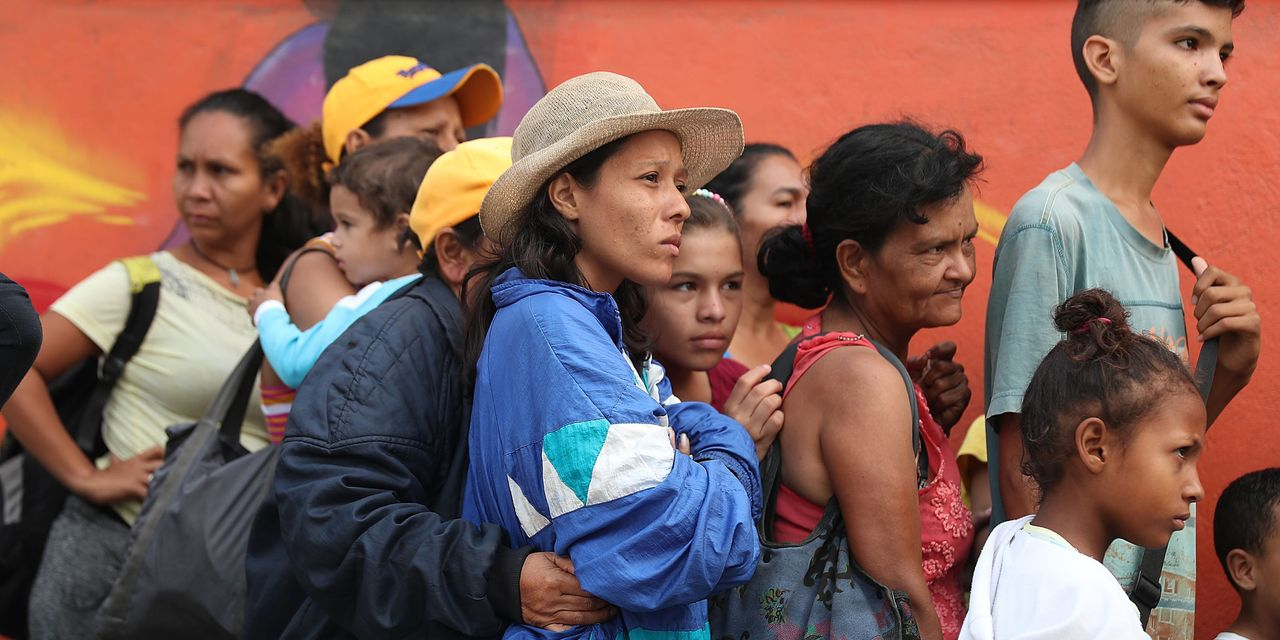 Colombia to Grant Many Undocumented Venezuelans With Precise Popularity