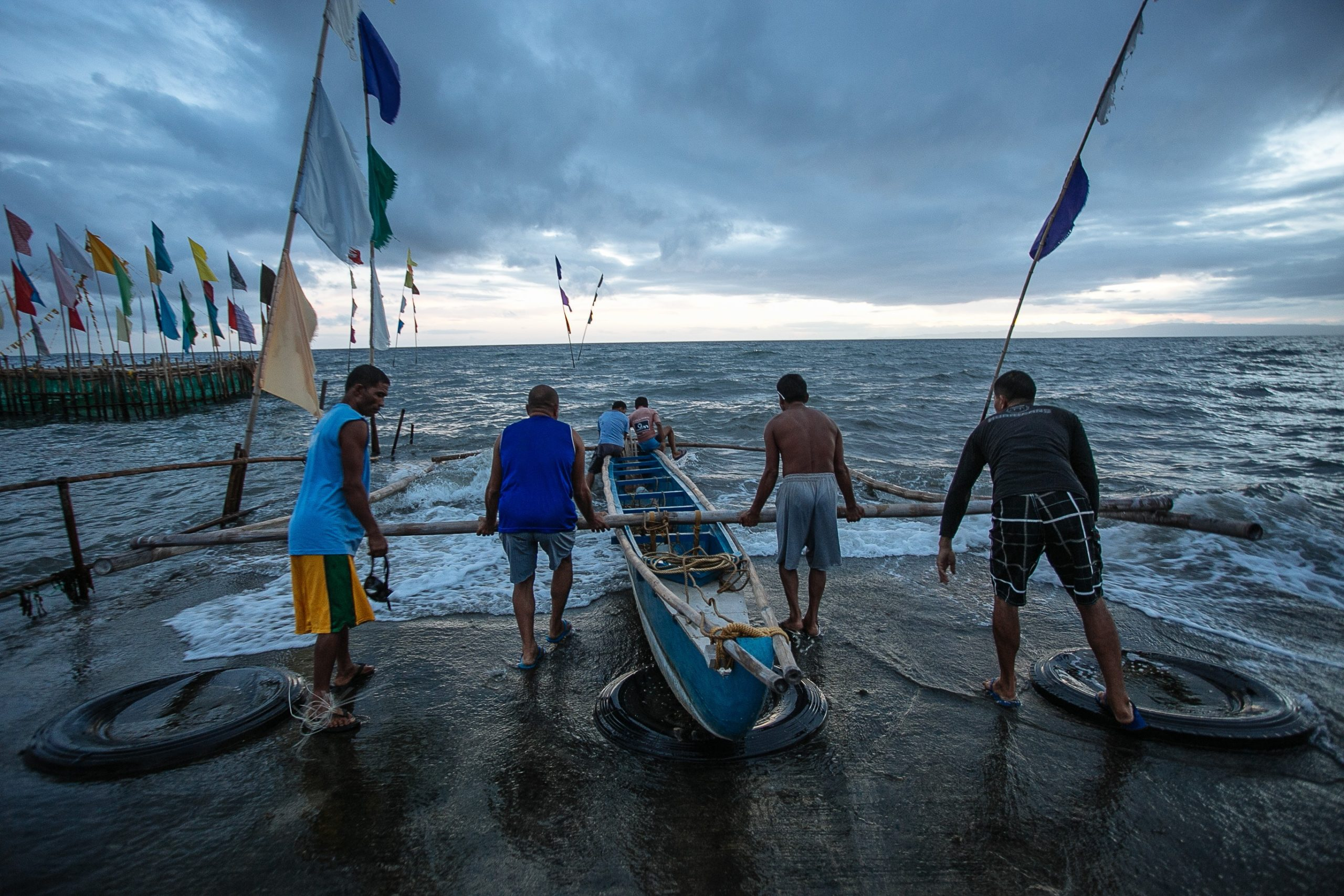 Future of the seas and communities: To blame Seafood Sourcing within the Philippines