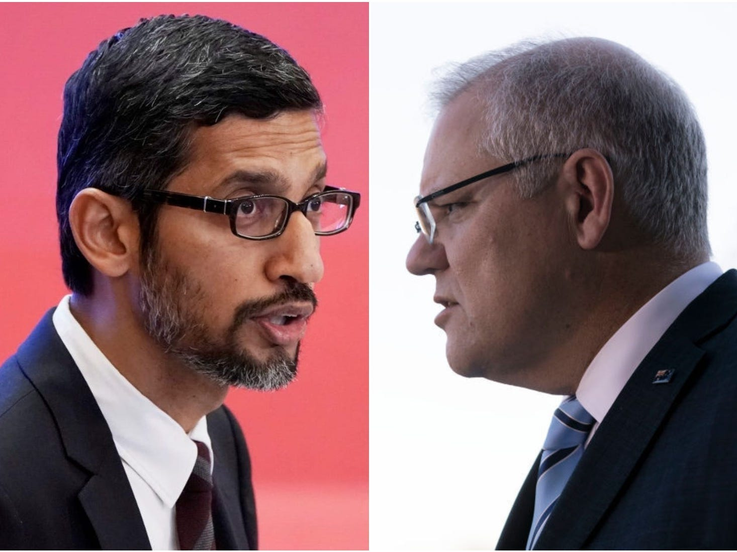 Google's possibility to stop Australia follows years of wrangling with data moguls like Rupert Murdoch and lawmakers afraid by its energy