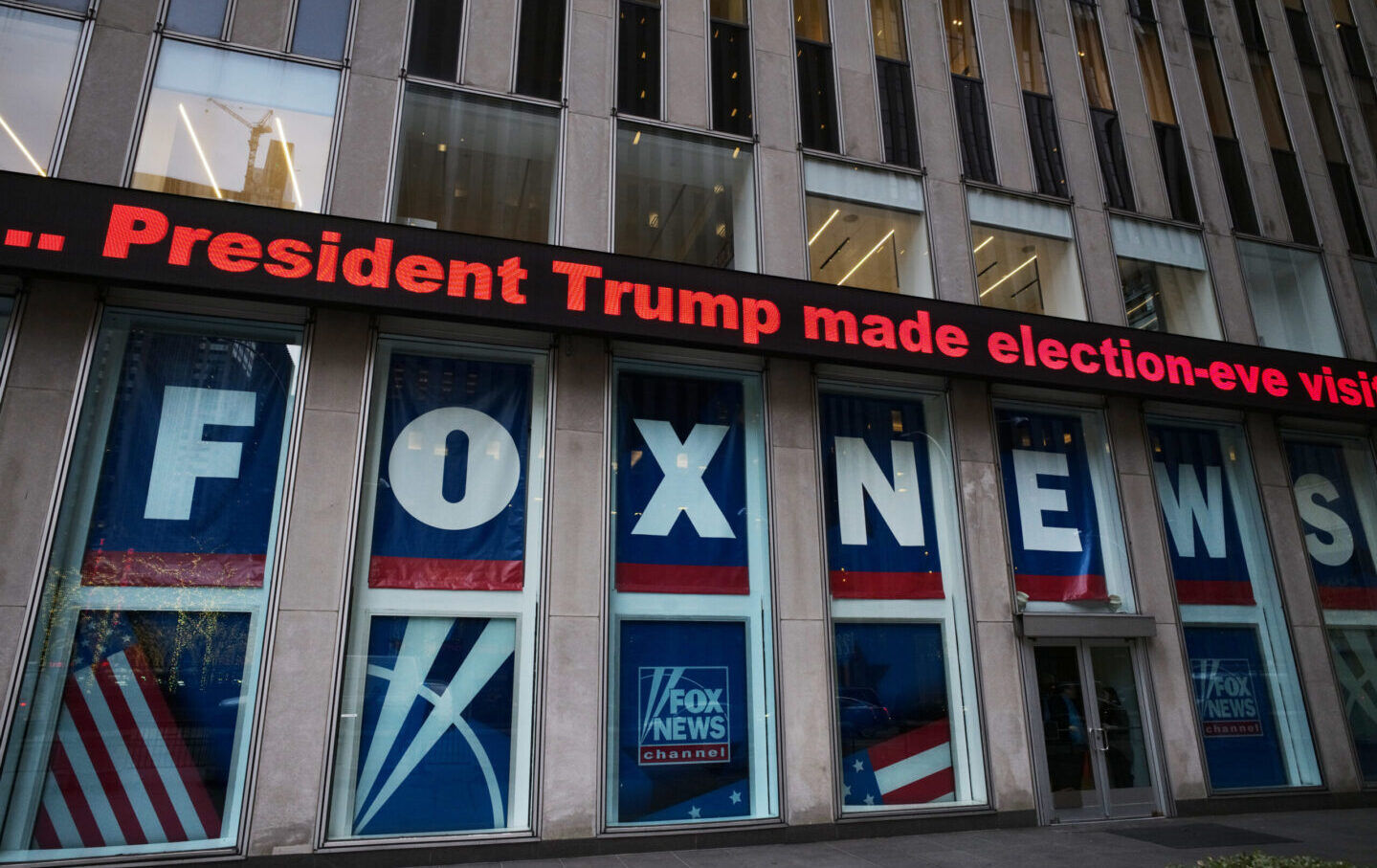 Fox Info Will catch to quiet Pay for the Lies and Slander It Helped Promote