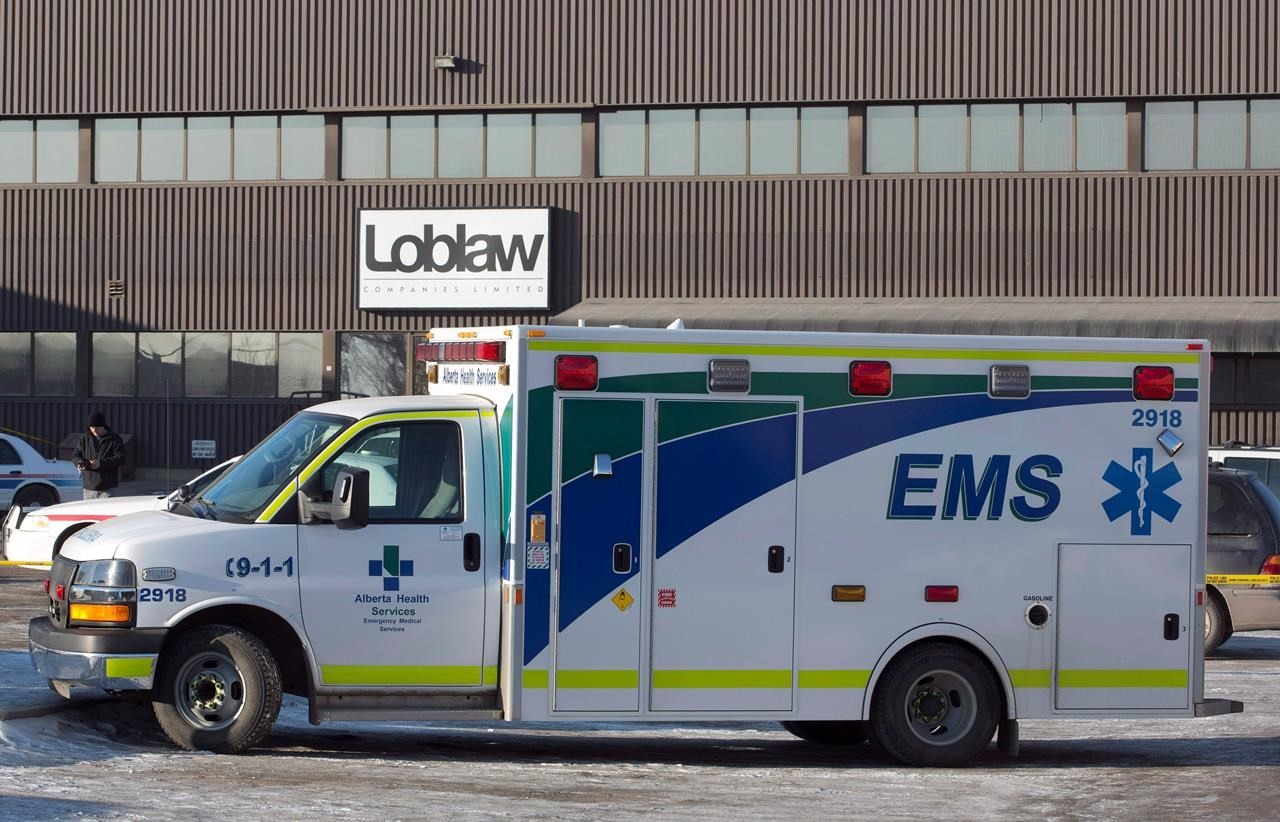 Alberta authorities says municipality performing illegally in EMS dispatch dispute
