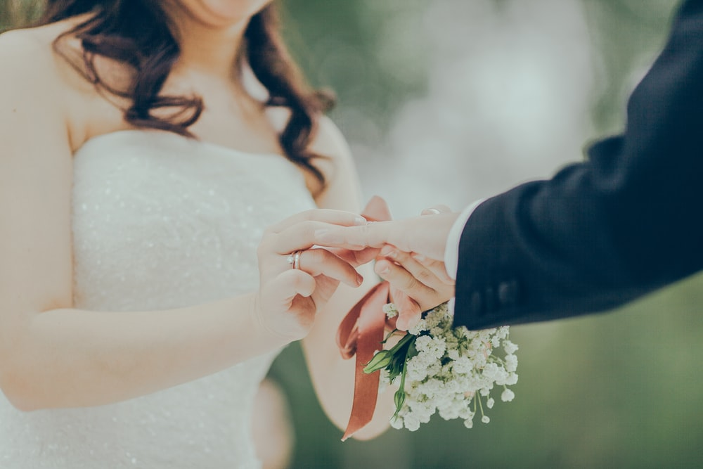 Create you would per chance perhaps per chance like to possess a virtual marriage?