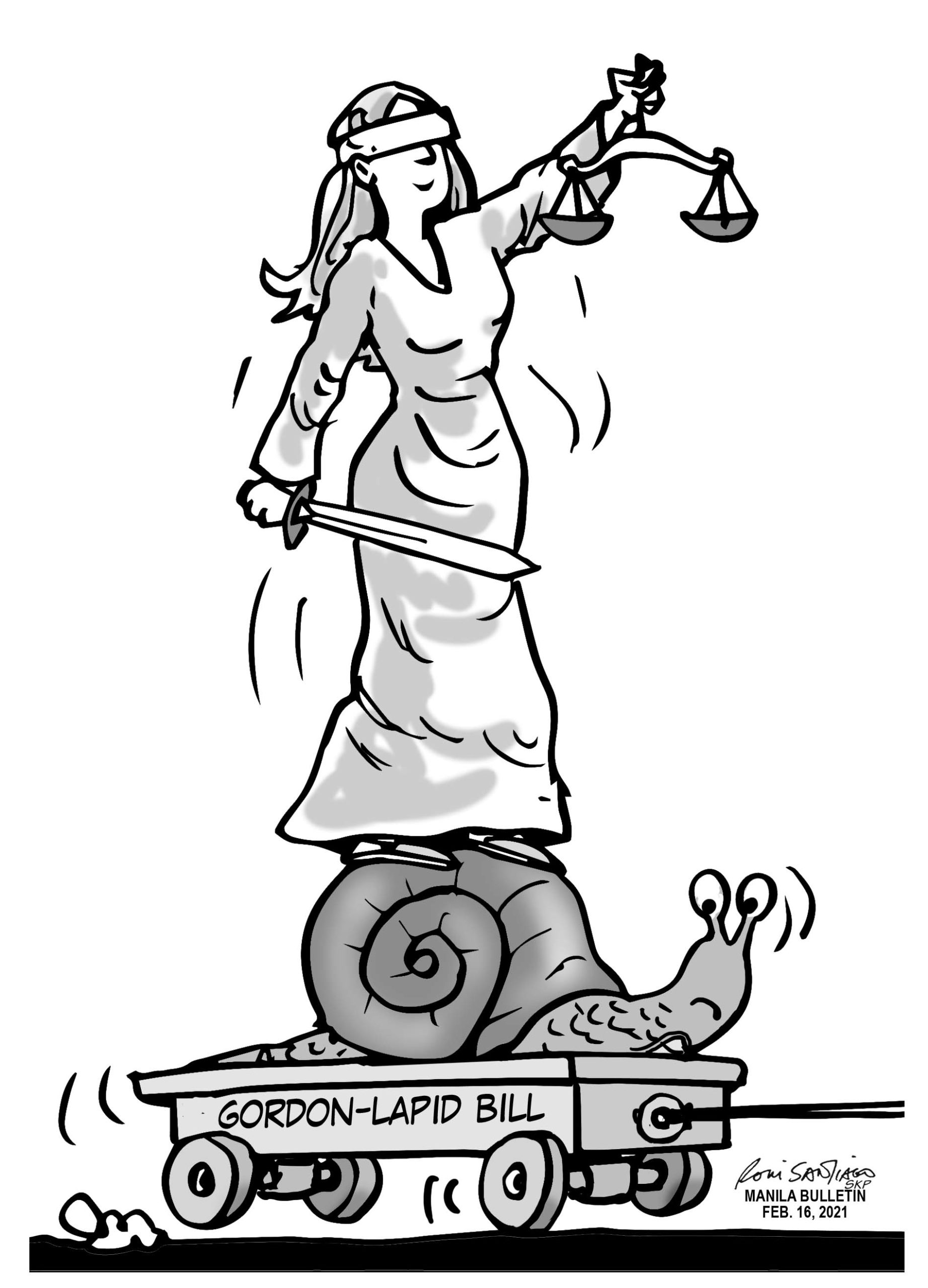 A invoice to scamper up administration of justice in courts