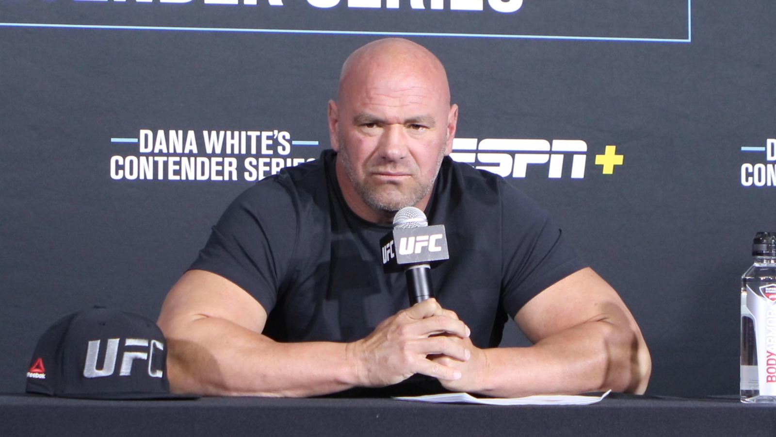 'No longer quite lots of them were streaming tonight': Dana White claims victory in ongoing turf war with unlawful streamers