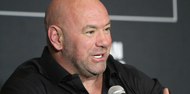 Dana White: Cracking down on the mountainous, illegal UFC streamers is paying off
