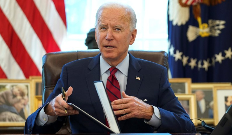 Biden Administration Tells Immigration Officials to Quit The exhaust of 'Unlawful Alien'