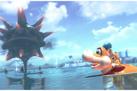 Bowser's Fury: The place to safe each and every cat shine in Flow Shores