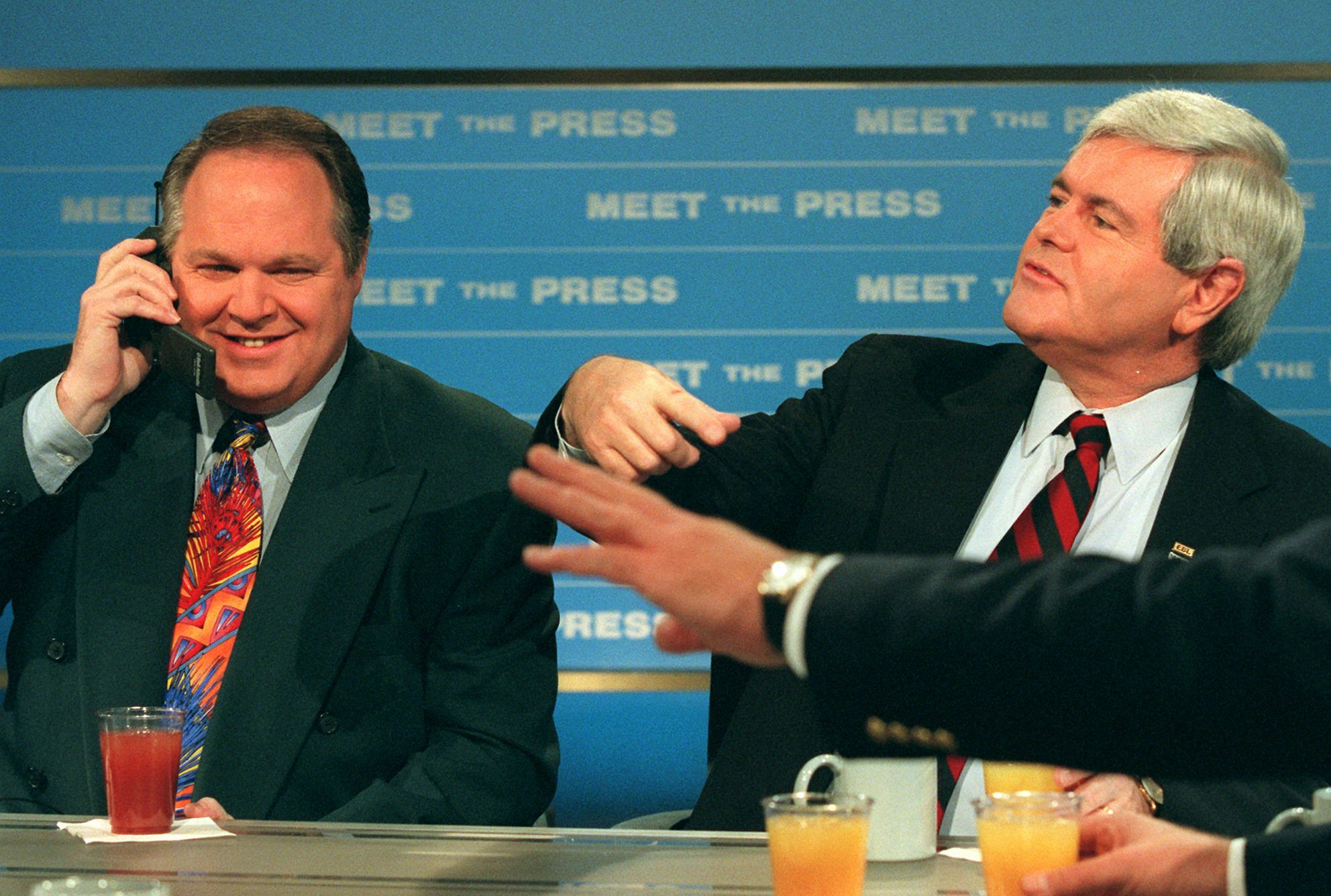 I Used to be a Run Limbaugh Whisperer