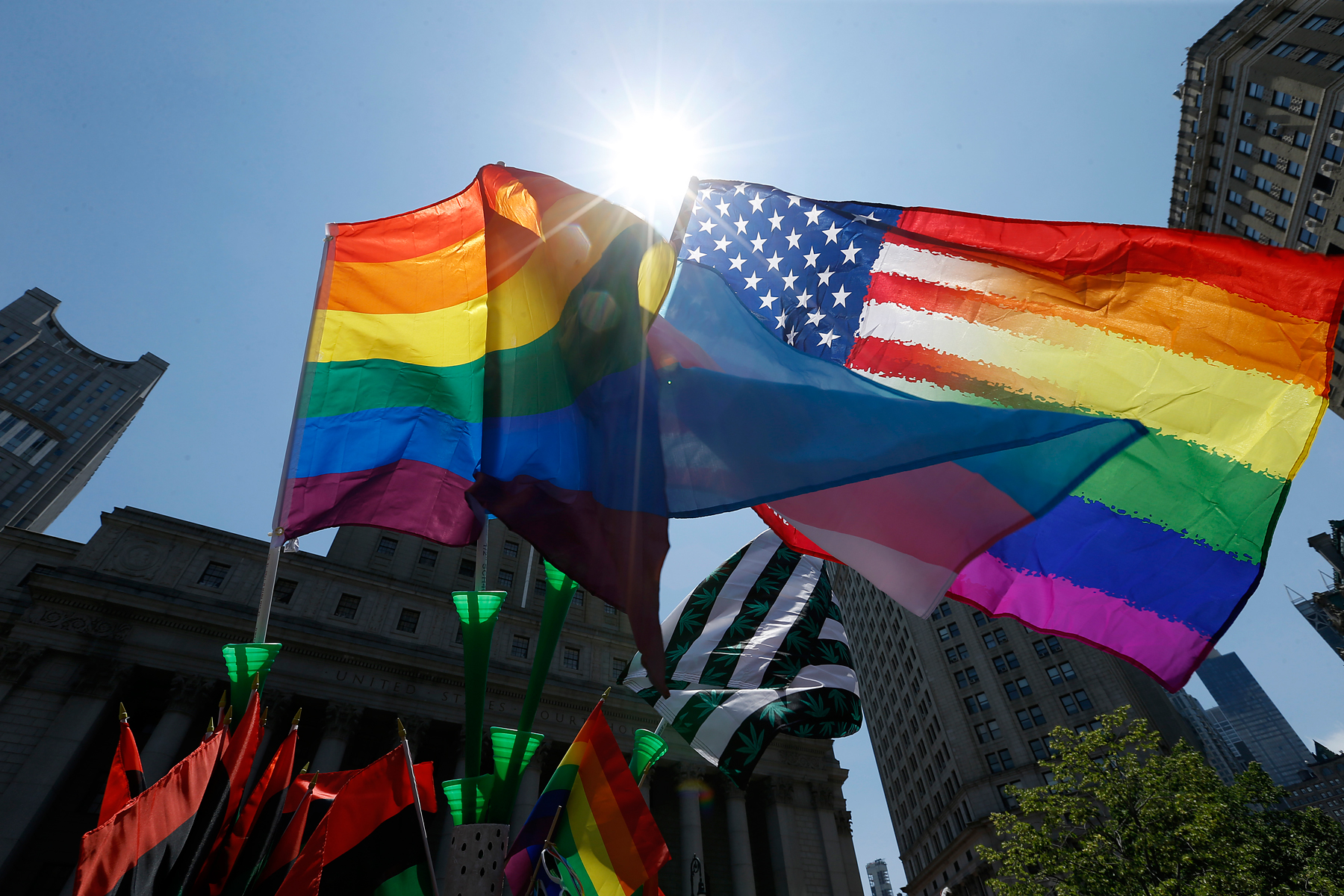 Home Democrats Introduce Sweeping Expansion of LGBTQ Civil Rights