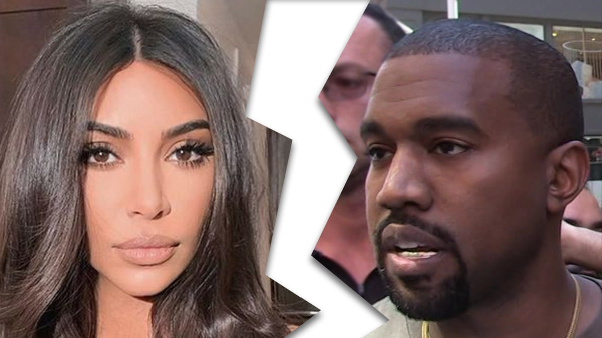 Kim Kardashian Recordsdata for Divorce from Kanye West