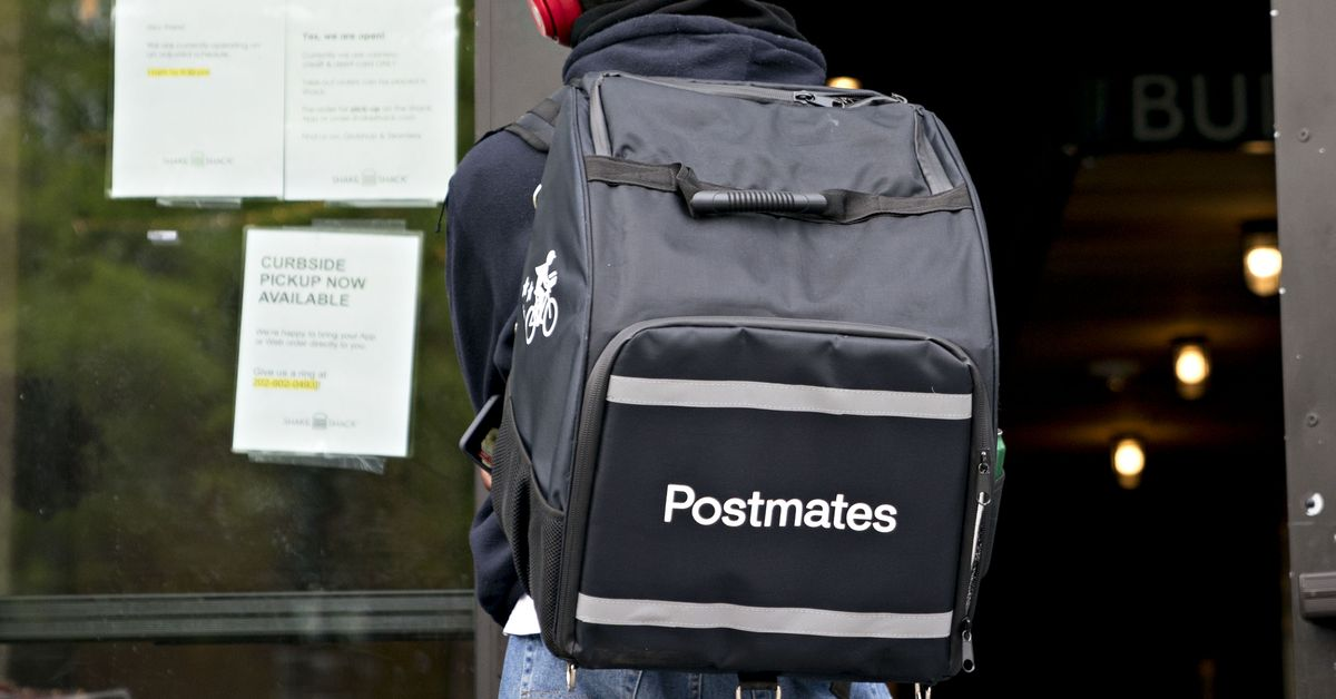 Postmates workers are getting scammed out of their earnings by phishing schemes