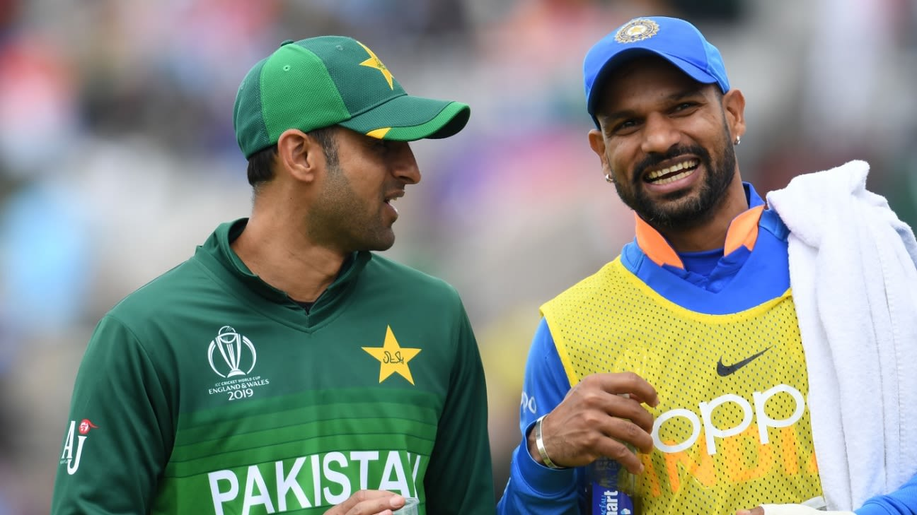 PCB chairman Ehsan Mani wants T20 World Cup shifted if India map no longer give 'written assurances' on visas