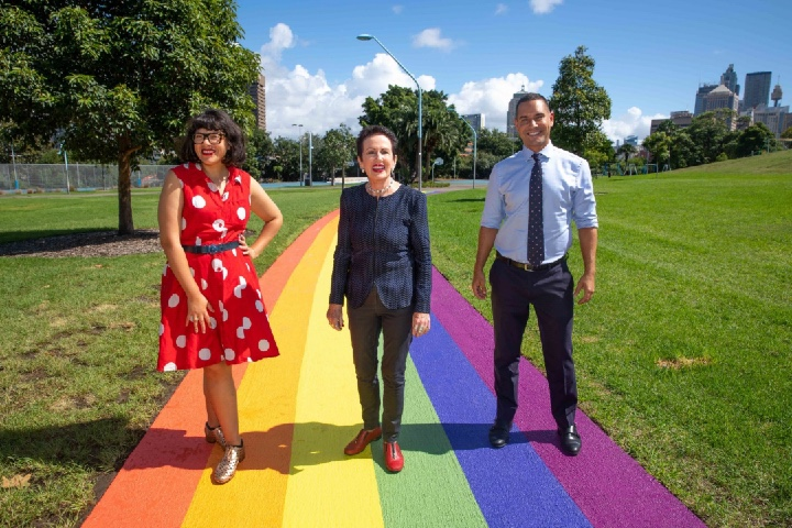 Sydney's Surry Hills Will get A Rainbow Path