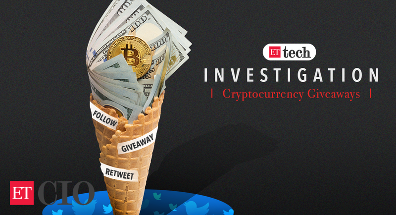 A 'crypto' rip-off is brewing on Twitter, and social media at broad