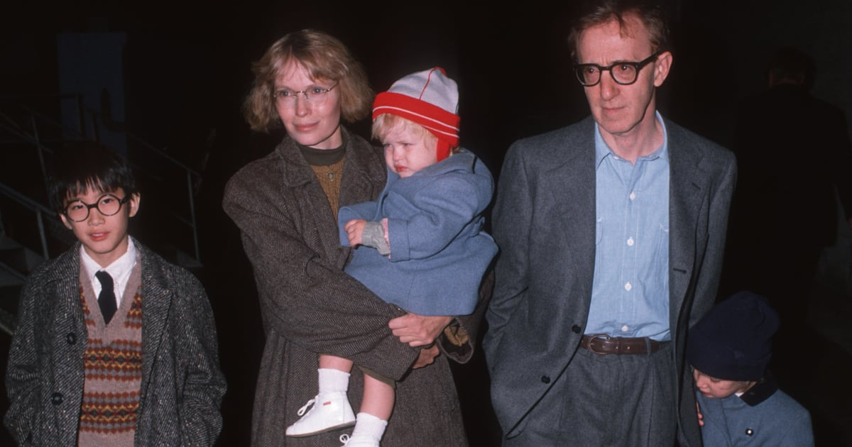 Allen v. Farrow: Woody Allen and Mia Farrow's Ragged Household Structure Is Advanced