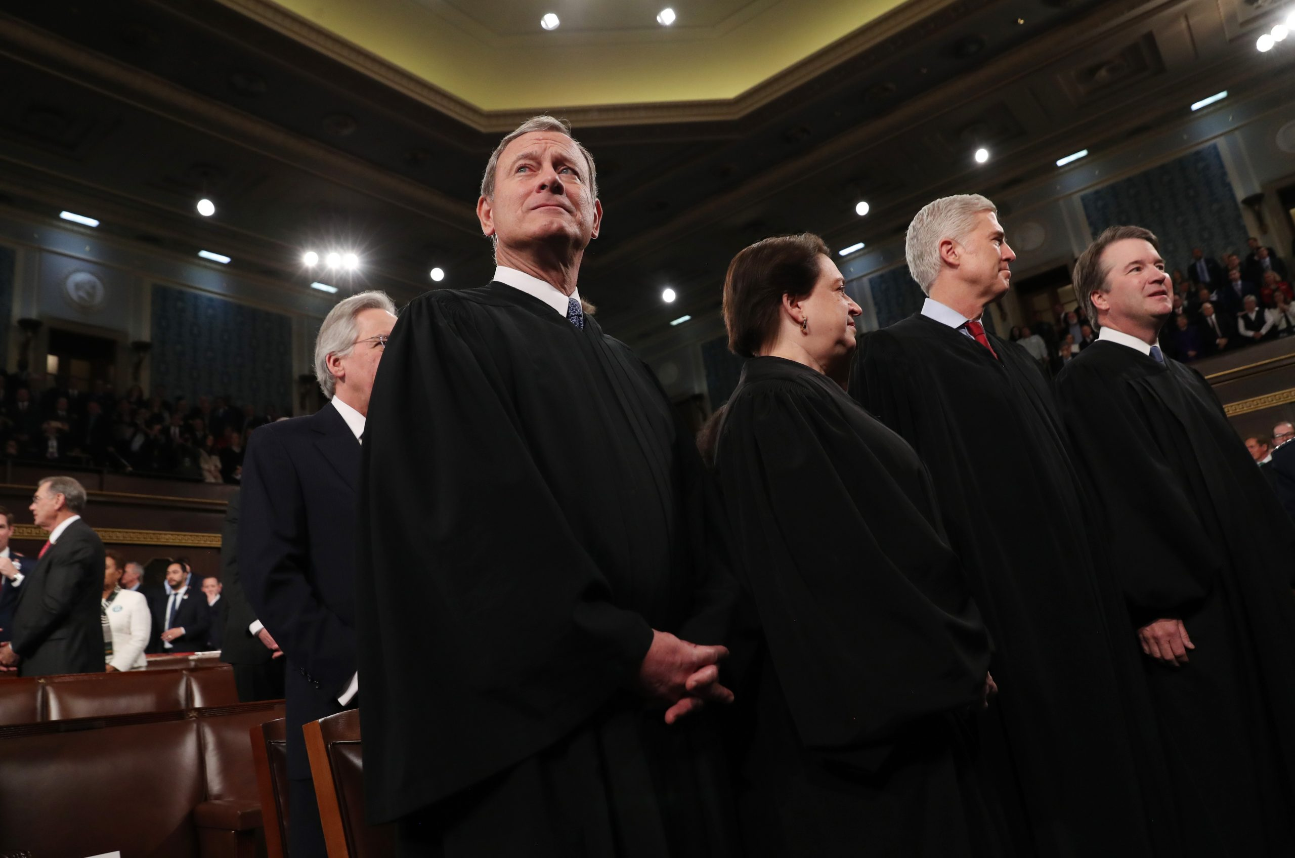 The Supreme Court Would possibly per chance perchance Destroy One other Pillar of the Vote casting Rights Act
