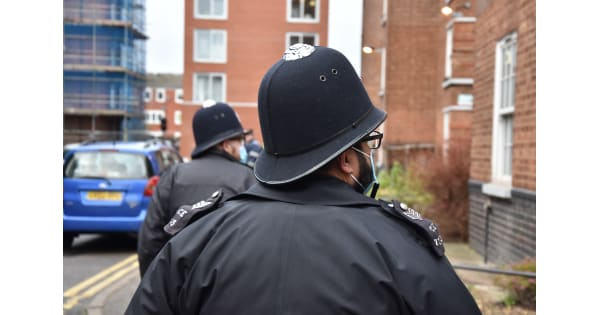 Fines issued for Covid breaches at two central London events