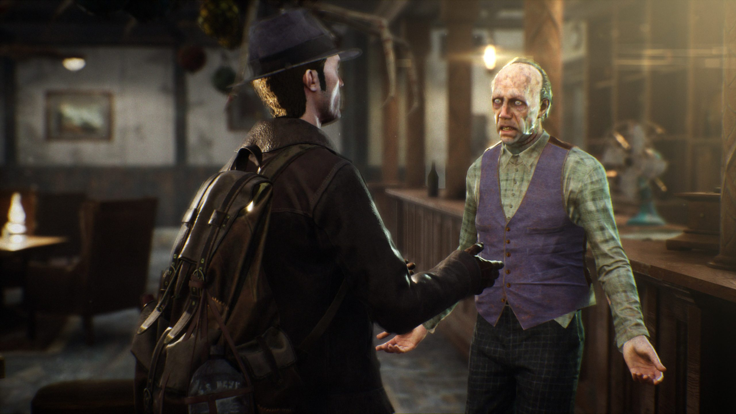 'The Sinking City' Developer Doesn't Desire You to Protect Their Game on Steam