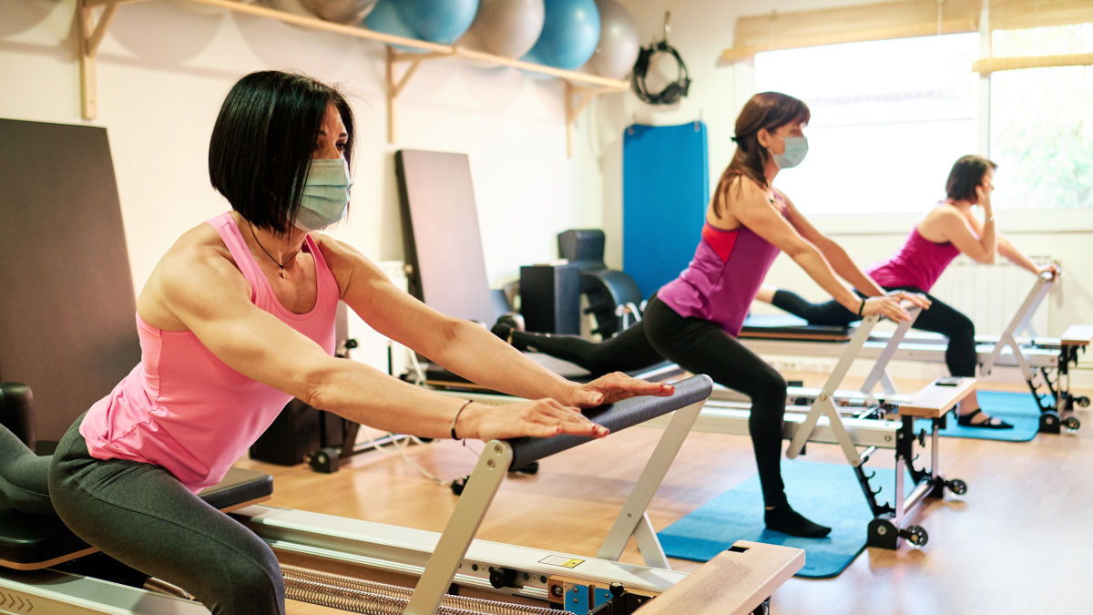If Everyone Is no longer the least bit times Holding Up at Your Gym, Cease Home