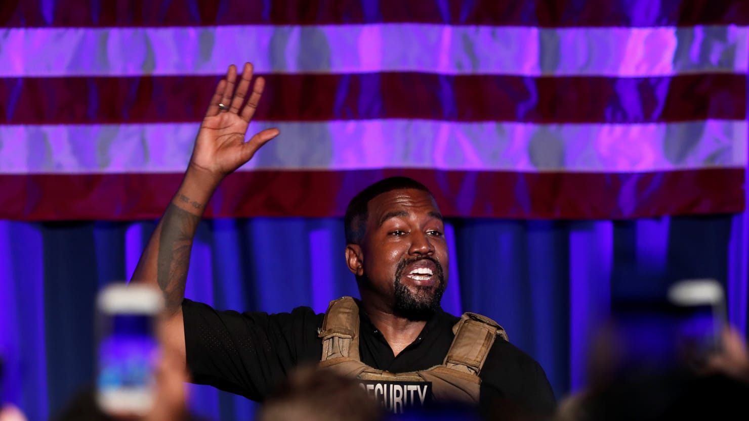 Kanye's Zombie Marketing campaign Attracts Teen Donors—and Feds' Scrutiny