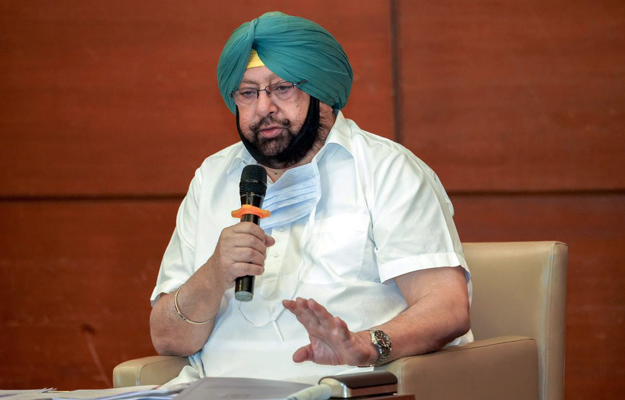 Punjab: Amarinder pronounces developing of ED to crackdown on illegal mining