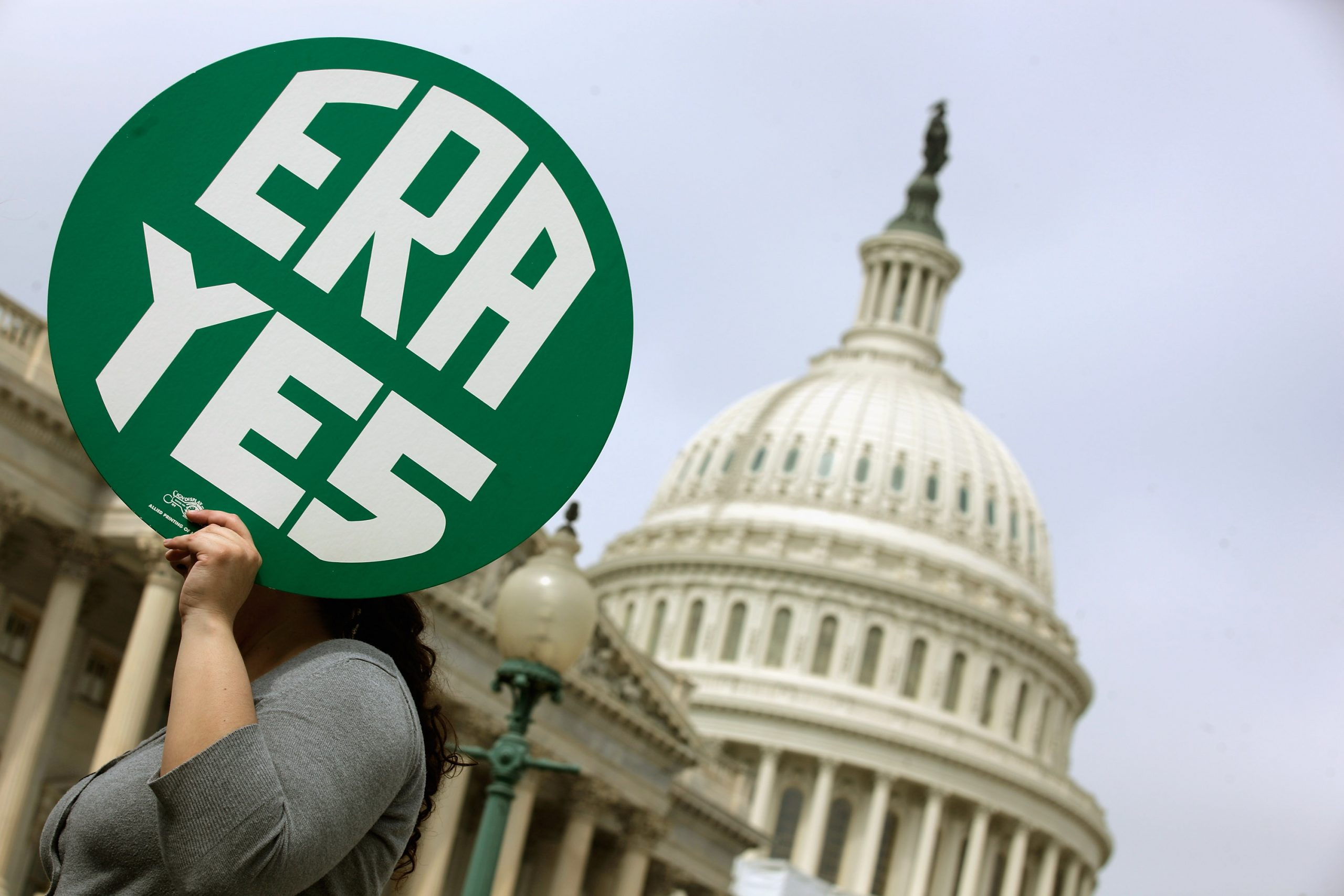 Equal Rights Amendment Can't Be Ratified, Deem Rules, but Case Would maybe well well Head to Supreme Court docket