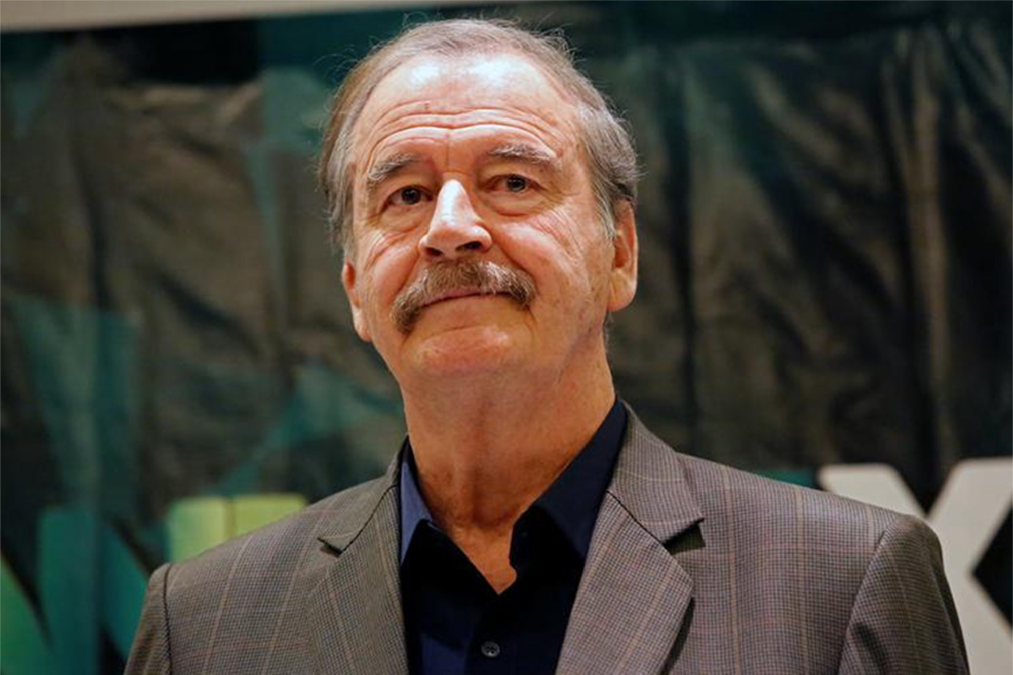 Feeble Mexican President Vincent Fox expects hashish invoice to scamper