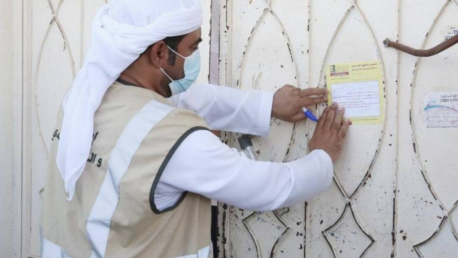Covid: Sharjah power against unlawful housing expanded to residences